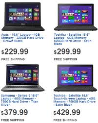best laptop deals in black friday pre black friday sale at best buy