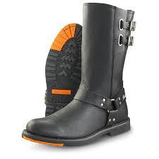 harley davidson boots men u0027s harley davidson tamblin chukkas black 142557