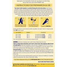 How Big Is A Powder Room Enfamil Premium Infant Formula Powder 33 2 Refill Box Walmart Com