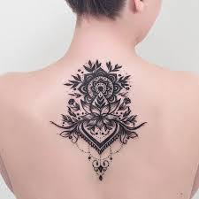 the 25 best mandala tattoo back ideas on pinterest mandala