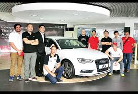audi philippines car of the year audi a3 makes phl debut motoring