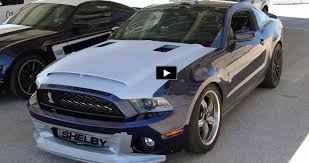 mustang carroll shelby shelby 1000 the last mustang built by carroll cars
