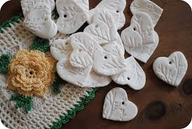diy clay ornaments twinkly