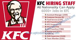 jobs open in kfc corporation