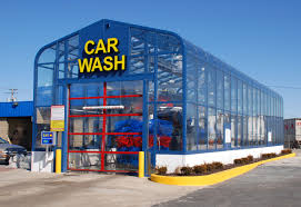 Canopy Car Wash by Car Wash Gallery Crystal Structures
