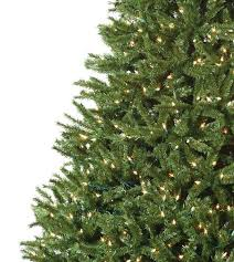 balsam fir artificial tree classics collection