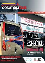 revista motor 2016 revista colombiabus 2016 ed 10 by colombiabus issuu