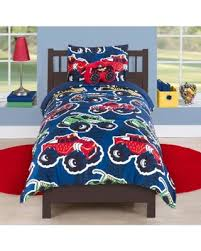 Truck Bedding Sets Don T Miss This Deal On Trucks Comforter Set Blue Size