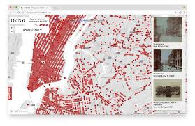 Where Is New York City On A Map Surveyor Geotagging Tool Puts Nypl Photos On The Map The New