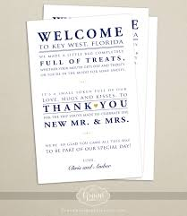 hotel welcome bags wedding hotel welcome bag letter wedding welcome bag note
