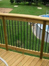 aluminum deck railings ideas adding a deck railings u2013 home decor