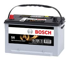 nissan altima 2005 battery bosch s6 34r s6 high performance agm battery
