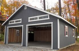 two car garage by waterloo structures garages pinterest cars
