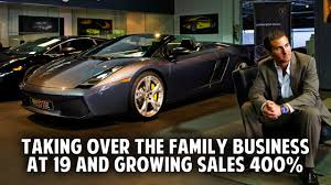lamborghini ceo net worth what happens when you u0027re forced to become a ceo of the family