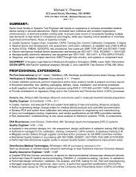 Best Mechanical Engineering Resume by Medical Lab Technician Resume Format Resume For Your Job Application