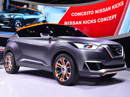 nissan car 2015 nissan kicks concept based compact suv to divulge at 2016 auto