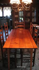 Shenandoah Farm Tables Reclaimed Wood Furniture Fine Furniture Made From Reclaimed