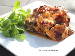 cuisine dietetique la cuisine en de maryline moussaka diététique