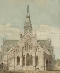 Salisbury Cathedral Floor Plan by Salisbury Cathedral From The East U0027 Joseph Mallord William Turner