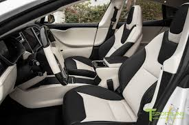 black bentley interior tesla model s custom interior bentley linen ferarri black 3