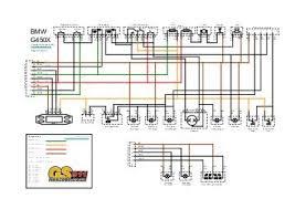 circuit diagrams for multi wiring harness ii e39 5879 bmw