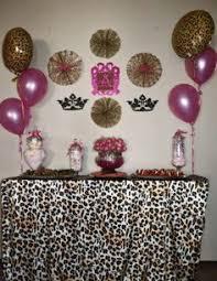 cheetah print party supplies brown pink cheetah print birthday party ideas cheetah print