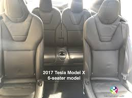 tesla model 3 interior seating the car seat lady u2013 tesla model x