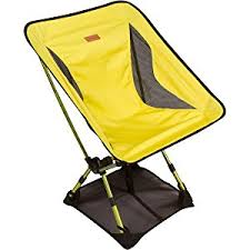Ultralight Backpacking Chair Amazon Com Trekology Yizi Go Portable Camping Chair With