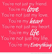 quotes beauty music beauty quotes u0026 sayings images page 29 your not my friend