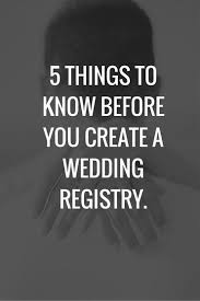 best places to make a wedding registry best 25 wedding registries ideas on wedding registry