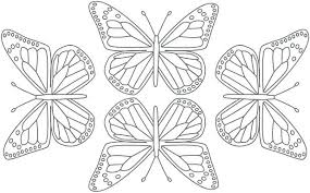 butterfly mask templates printable butterfly templates to print
