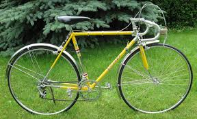 peugeot bike vintage the yellow torpado introduction