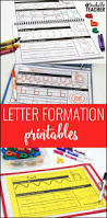 printable elementary writing paper best 25 handwriting practice for kids ideas only on pinterest letter formation printables that are great for teaching handwriting i love how they can be