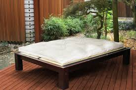 Simple Traditional Japanese Beds Intended Design - Japanese style bedroom furniture australia