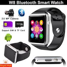 w8 bluetooth smart watch phone for android phone samsung htc