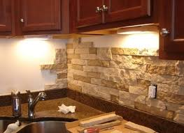 stone backsplash kitchen cabinet backsplash honeycuttlee com