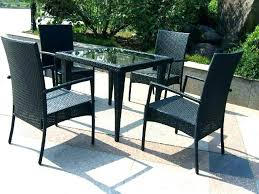 Glass Top Patio Table And Chairs Luxury Replacement Glass Table Top For Patio Furniture For Large