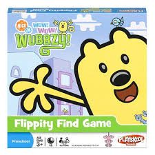 wow wow wubbzy flippity game u0027s geek