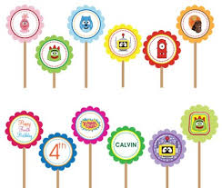yo gabba gabba printables free coloring pages on art coloring pages