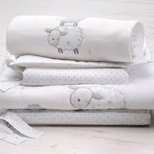 Crib Bedding Bale Sheep Crib Bedding White Bed