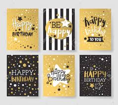 graphic design birthday invitations beautiful birthday invitation cards design gold and black colors