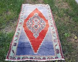 Vintage Bathroom Rugs 2x3 Rug Etsy