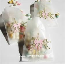 candy bags carousel party glassine candy bags peters party