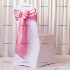 pink chair sashes compare prices on pink chair sash online shopping buy low price