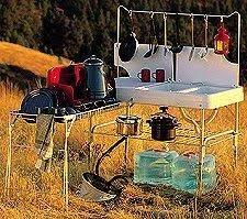 Portable Camping Kitchen Organizer - 114 best camping u0026 cozinha images on pinterest camping ideas