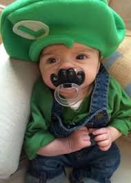 Baby Mario Halloween Costume Baby Mario U0026 Baby Luigi Costumes Halloween Luigi
