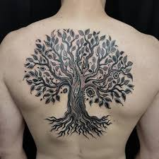 tattoo meaning hard work 90 significant tree tattoo designs know your roots