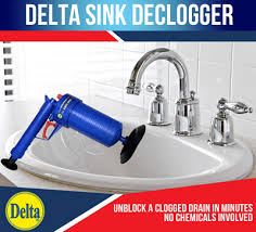 Water Not Draining From Bathtub Qoo10 Delta Sink Declogger Toilet Pump Unblock Clogged Drain