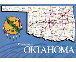 Map Of Tulsa Maps Of Oklahoma State Collection Of Detailed Maps Of Oklahoma