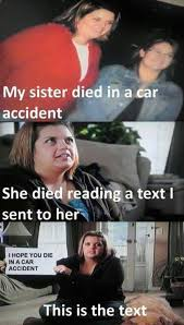 Text Driving Meme - don t text and drive the meta picture